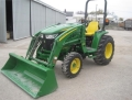 Rental store for John Deere 3046R Utility Tractor w Loade in Lewistown MT