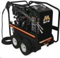 Rental store for Mi-T-M Hot Water Pressure Washer  2 in Lewistown MT