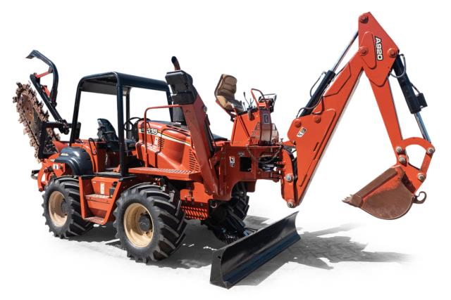 Where to find Ditch Witch RT115 Trencher in Lewistown