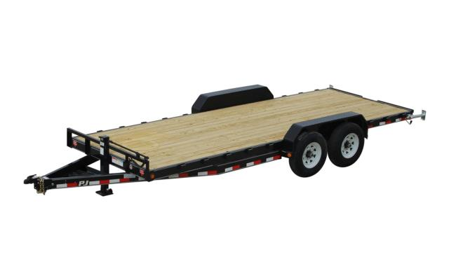Where to find PJ 22  Bumper Pull Trailer  69 Ramps in Lewistown
