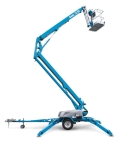 Rental store for Genie TZ-50 Trailer Mounted Boom  2 in Lewistown MT