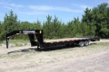 Rental store for Titan 26  Gooseneck Flatbed Trailer  70 in Lewistown MT