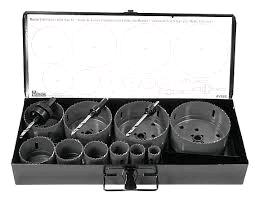 Where To Find Electrician Hole Saw Kit 13 Pc In Lewistown