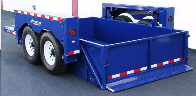 Where to find Blue Air-Tow Trailer  52 in Lewistown
