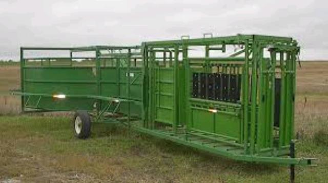 Rent Rental - Cattle Handling