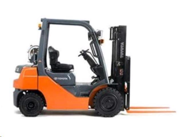 Rent Rental - Forklifts