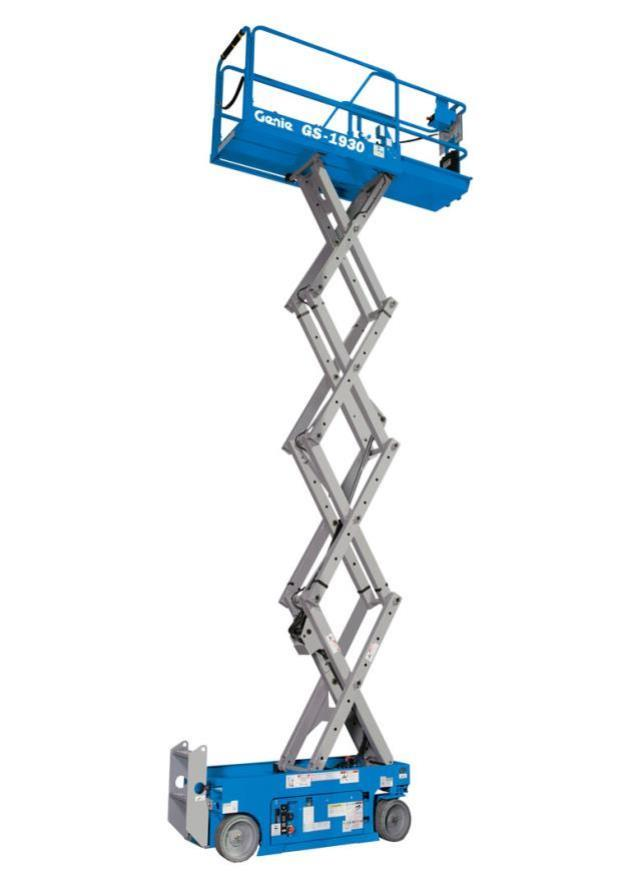 Rent Rental - Scissor Lifts