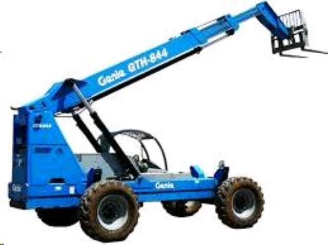 Rent Rental - Telehandlers