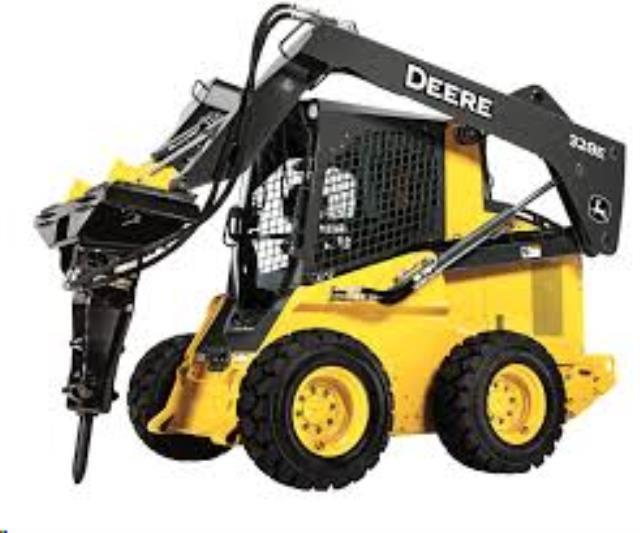 Rent Rental - Skidsteer Attachments