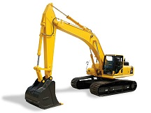 Earthmoving equipment rentals in Central Montana