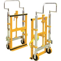 Moving and lifting equipment rentals in Central Montana