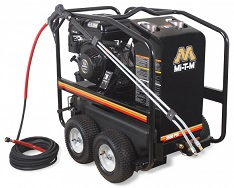 Pump and pressure washer rentals in Central Montana