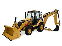 Backhoe and mini excavator rentals in Central Montana