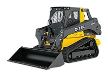 Skidsteer and skidsteer attachment rentals in Central Montana