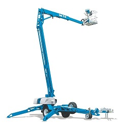 Aerial lift and scaffolding rentals in Central Montana