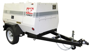 Compressor and air tool rentals in Central Montana